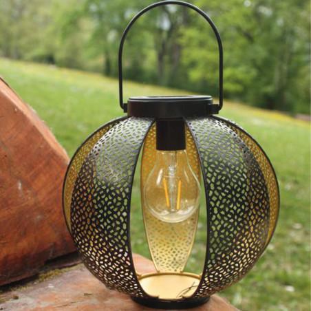 Lanterne solaire Patio