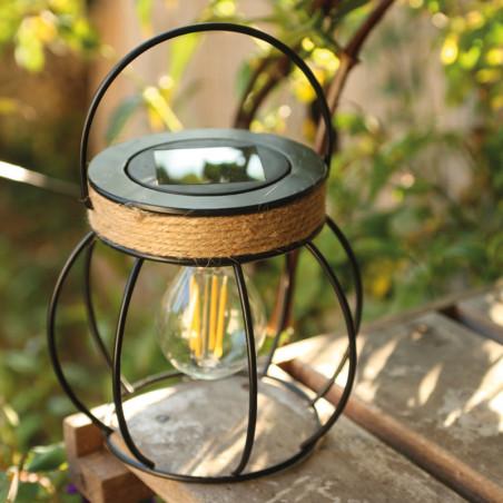 Lanterne solaire Sienna