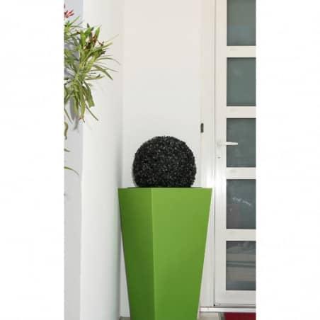 Pot de fleurs carré 1m Stark M