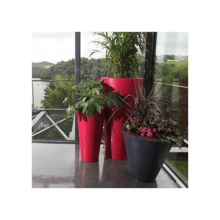 Pot de fleur conique 80 cm Up S