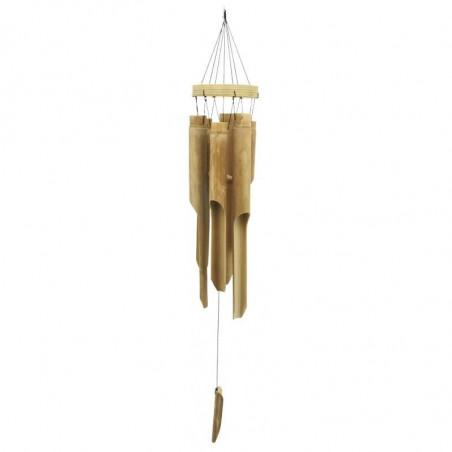 Carillon en bambou 80 cm