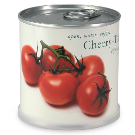 Tomates à faire pousser en boite