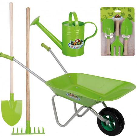 Kit Outils de Jardinage pour Enfants