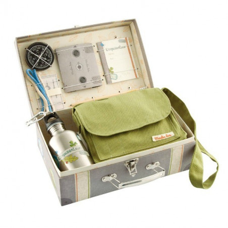 Valise explorateur Moulin Roty