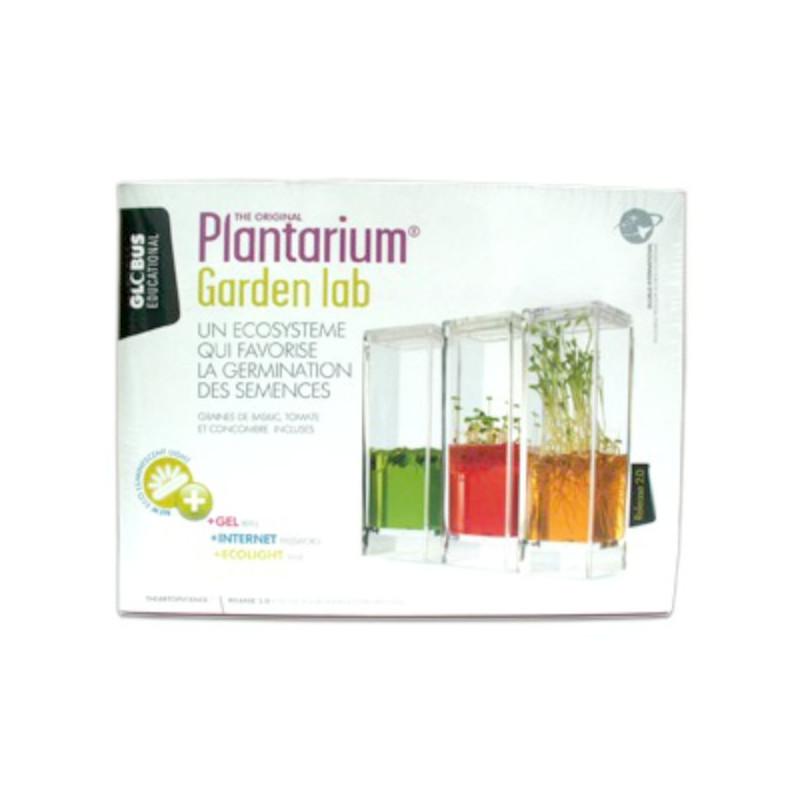 Plantarium laboratoire botanique