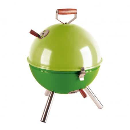 barbecue de table vert clair