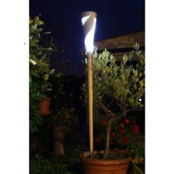 Lampe solaire haute volubilis