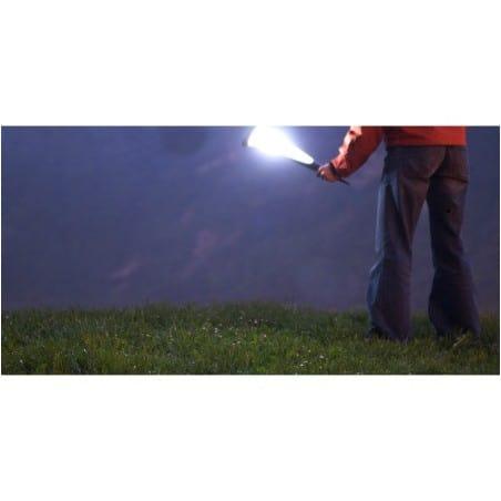lampe torche solaire