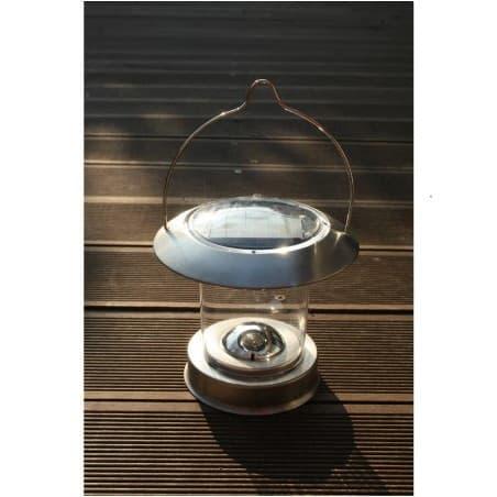 Lanterne solaire de jardin nomade