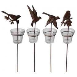 Chandelier Oiseau Jardin